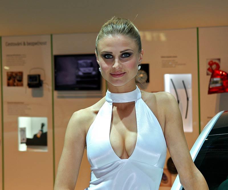 Autosalon Brno 2011: Babes: - fotka 10