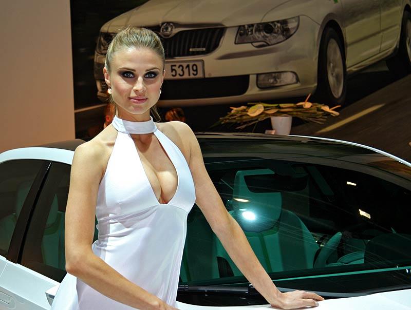 Autosalon Brno 2011: Babes: - fotka 12