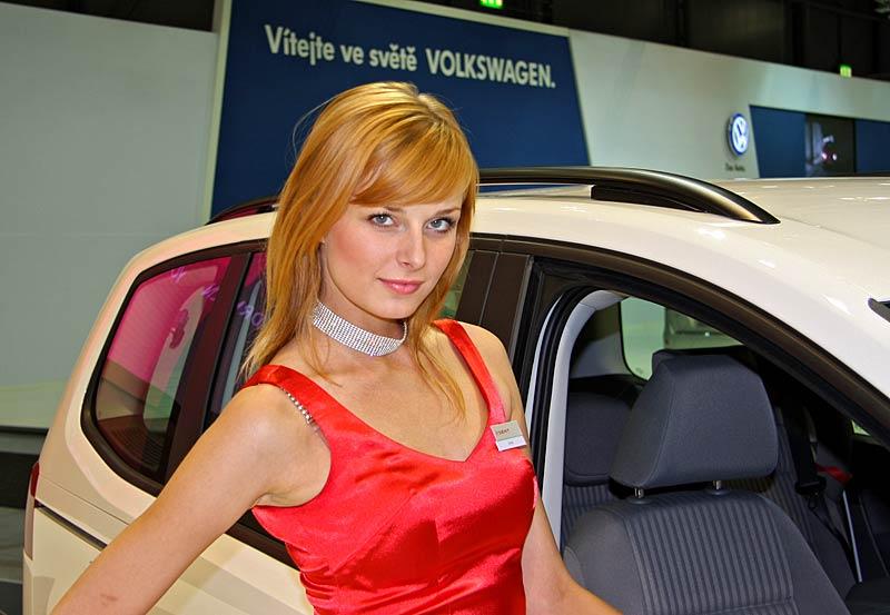 Autosalon Brno 2011: Babes: - fotka 13