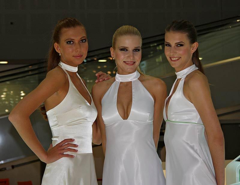 Autosalon Brno 2011: Babes: - fotka 25