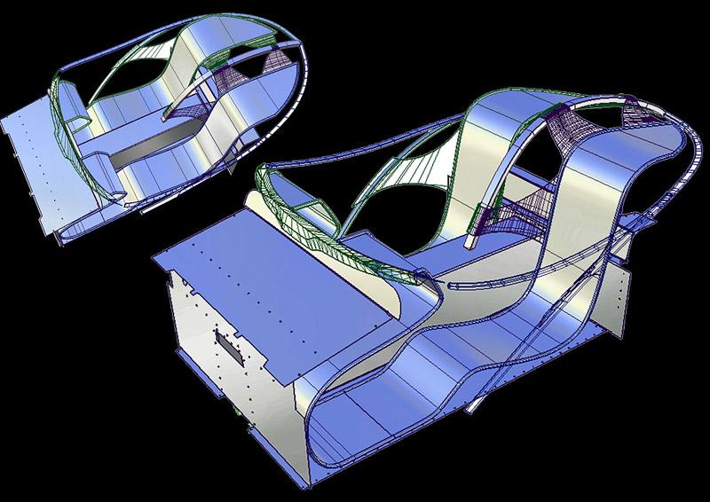 LIFECar2: Morgan plánuje výrobu dieselelektrického hybridu: - fotka 2
