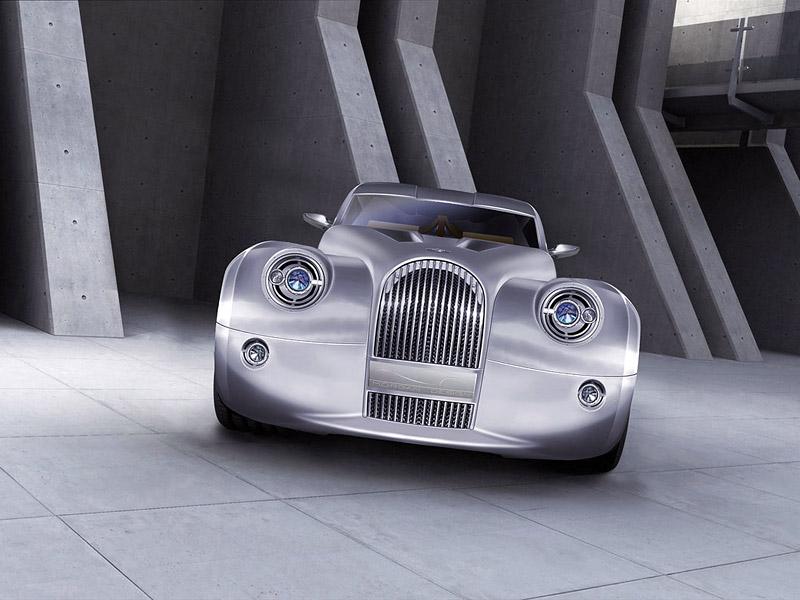 LIFECar2: Morgan plánuje výrobu dieselelektrického hybridu: - fotka 4