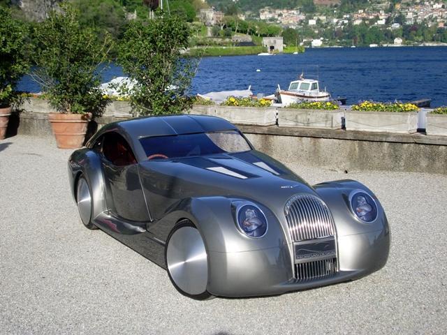 LIFECar2: Morgan plánuje výrobu dieselelektrického hybridu: - fotka 7
