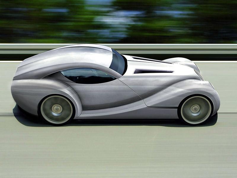 LIFECar2: Morgan plánuje výrobu dieselelektrického hybridu: - fotka 10