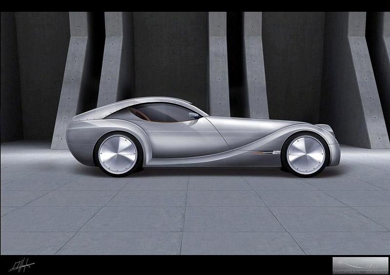 LIFECar2: Morgan plánuje výrobu dieselelektrického hybridu: - fotka 12