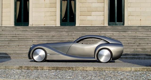 LIFECar2: Morgan plánuje výrobu dieselelektrického hybridu: - fotka 14