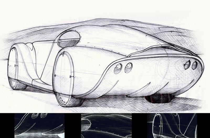 LIFECar2: Morgan plánuje výrobu dieselelektrického hybridu: - fotka 20