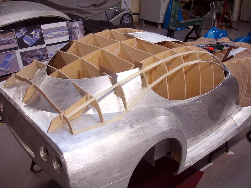 LIFECar2: Morgan plánuje výrobu dieselelektrického hybridu: - fotka 22