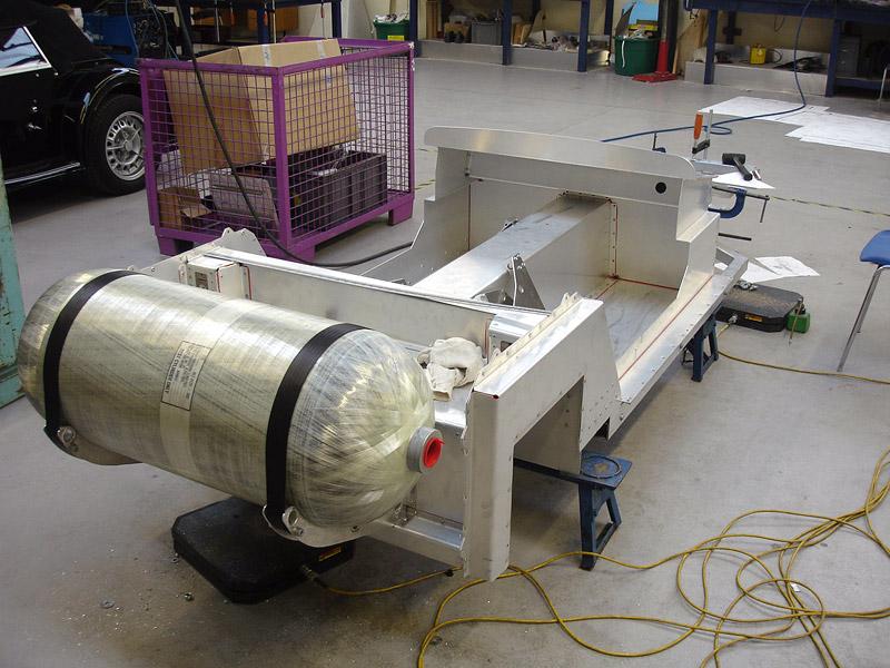 LIFECar2: Morgan plánuje výrobu dieselelektrického hybridu: - fotka 24