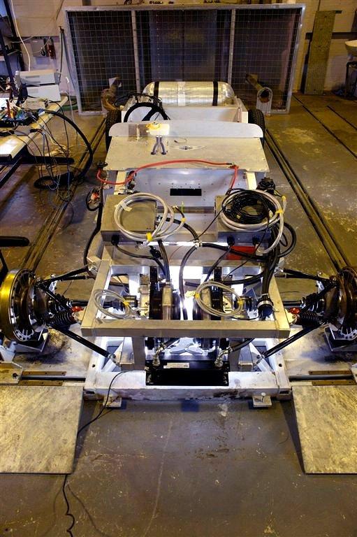 LIFECar2: Morgan plánuje výrobu dieselelektrického hybridu: - fotka 26