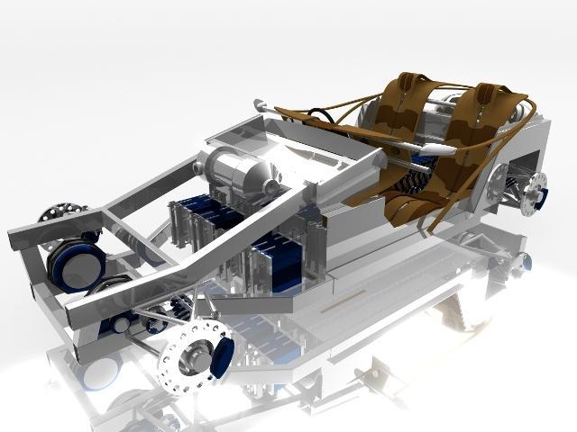 LIFECar2: Morgan plánuje výrobu dieselelektrického hybridu: - fotka 29
