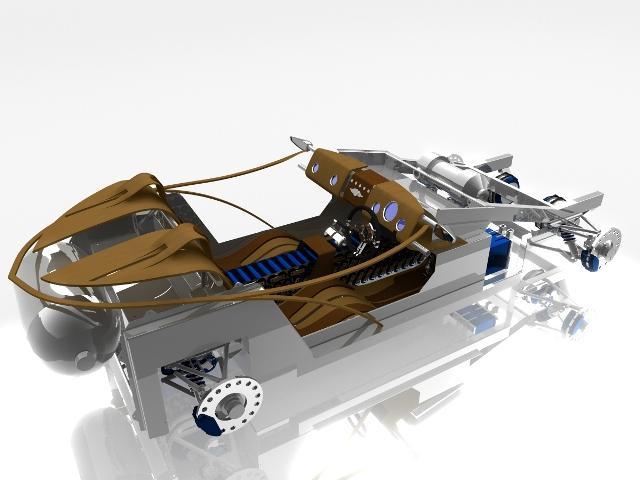 LIFECar2: Morgan plánuje výrobu dieselelektrického hybridu: - fotka 30