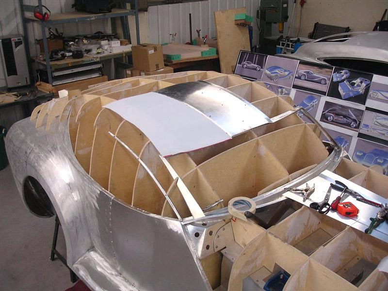 LIFECar2: Morgan plánuje výrobu dieselelektrického hybridu: - fotka 27