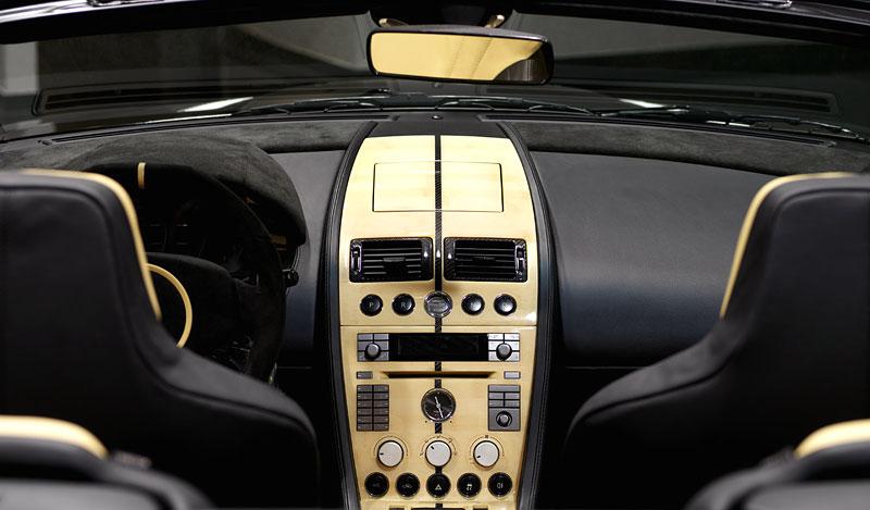 Aston Martin DB9: úpravy od Mansory pro kupé i Volante: - fotka 1