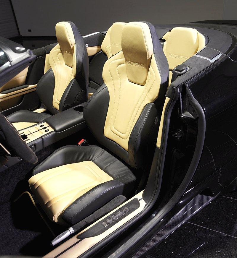 Aston Martin DB9: úpravy od Mansory pro kupé i Volante: - fotka 5