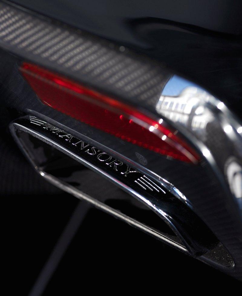 Aston Martin DB9: úpravy od Mansory pro kupé i Volante: - fotka 6