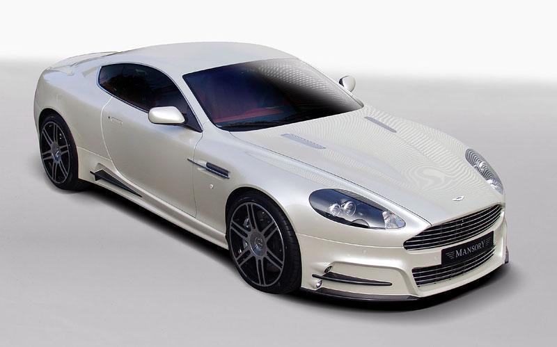 Aston Martin DB9: úpravy od Mansory pro kupé i Volante: - fotka 10