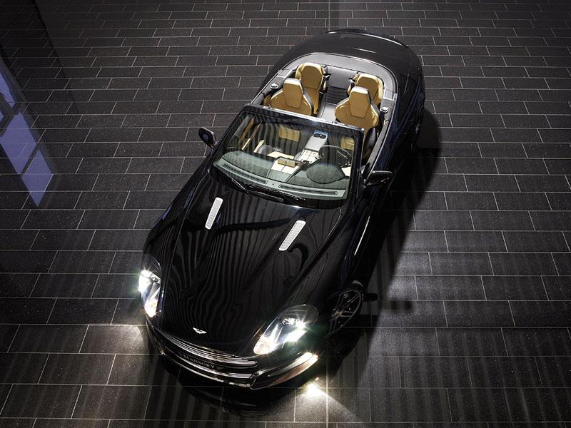 Aston Martin DB9: úpravy od Mansory pro kupé i Volante: - fotka 13