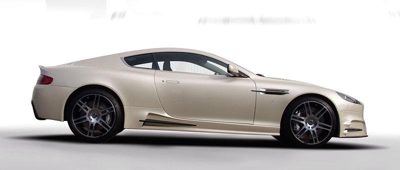 Aston Martin DB9: úpravy od Mansory pro kupé i Volante: - fotka 14