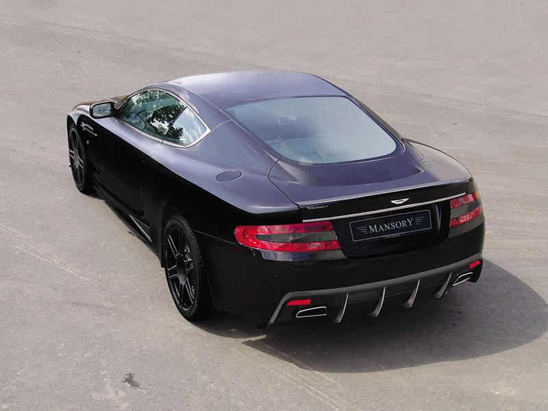 Aston Martin DB9: úpravy od Mansory pro kupé i Volante: - fotka 18