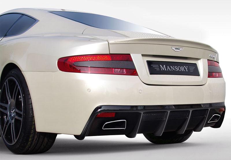 Aston Martin DB9: úpravy od Mansory pro kupé i Volante: - fotka 22