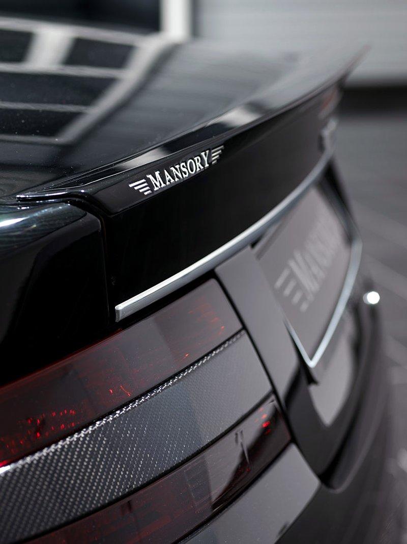 Aston Martin DB9: úpravy od Mansory pro kupé i Volante: - fotka 24