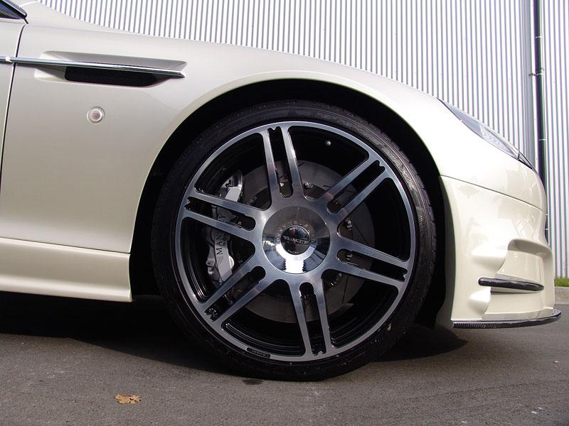 Aston Martin DB9: úpravy od Mansory pro kupé i Volante: - fotka 25