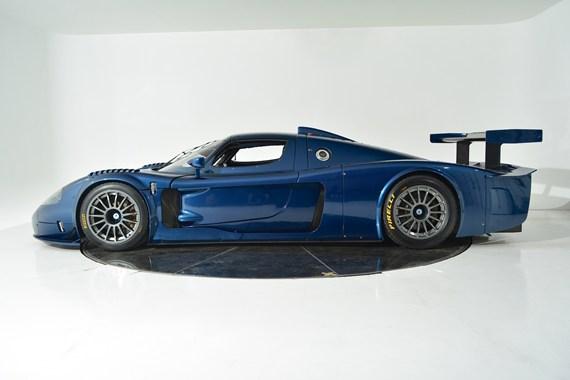 Prodám ojeté Maserati. Cena: 3 miliony dolarů: - fotka 12