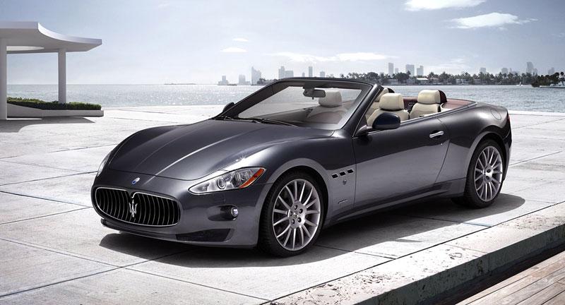 Frankfurt 2009: Maserati GranCabrio: - fotka 11