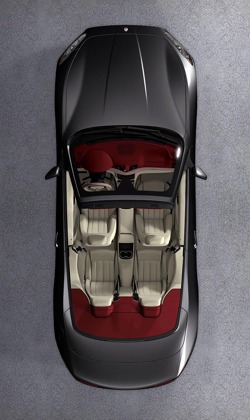 Frankfurt 2009: Maserati GranCabrio: - fotka 17