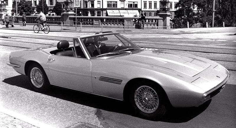 Frankfurt 2009: Maserati GranCabrio: - fotka 31