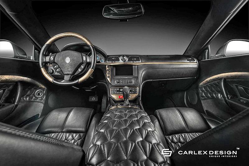 Maserati GranTurismo s nadčasovou elegancí v interiéru: - fotka 1