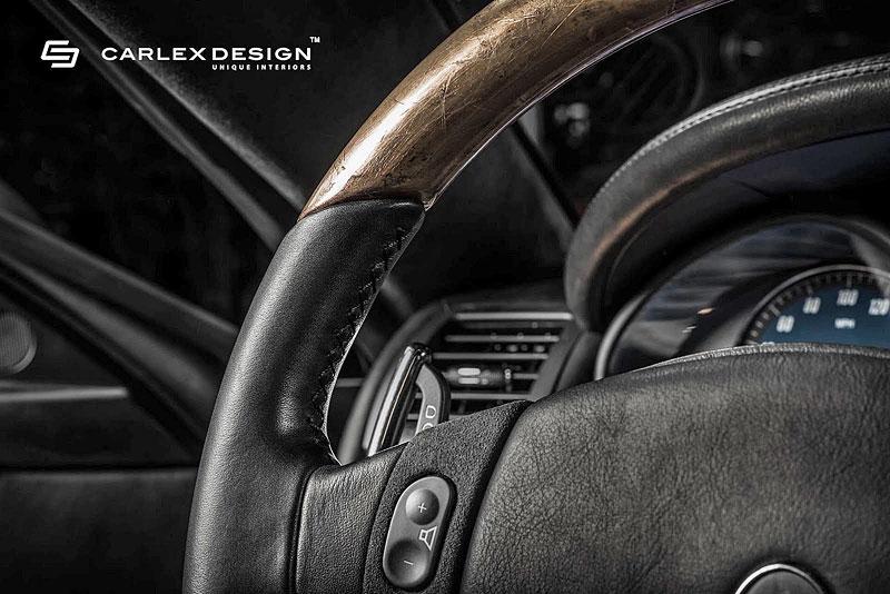 Maserati GranTurismo s nadčasovou elegancí v interiéru: - fotka 3