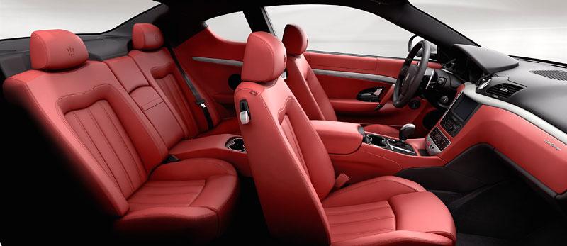 Pod lupou: Maserati GranTurismo – Poseidonova hračka pro velké cestování: - fotka 5