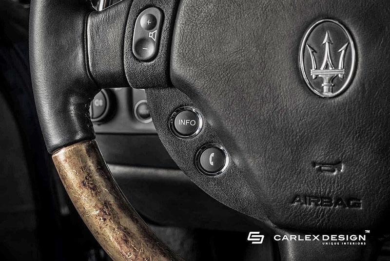 Maserati GranTurismo s nadčasovou elegancí v interiéru: - fotka 7