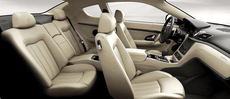 Pod lupou: Maserati GranTurismo – Poseidonova hračka pro velké cestování: - fotka 6