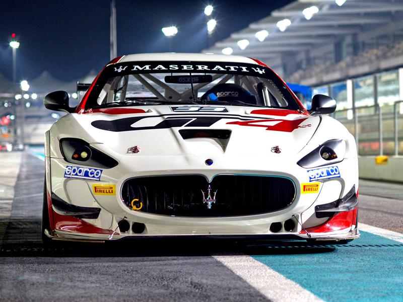 Maserati GranTurismo MC GT4 pro sezónu 2016 (+video): - fotka 1