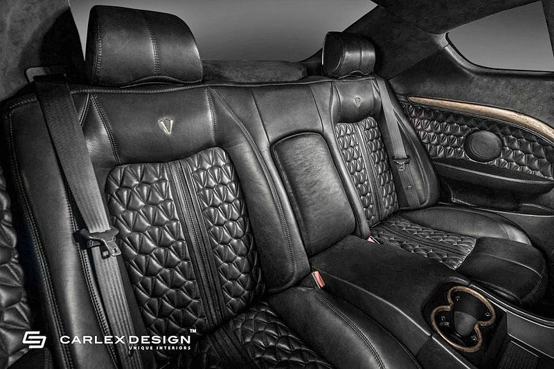 Maserati GranTurismo s nadčasovou elegancí v interiéru: - fotka 11