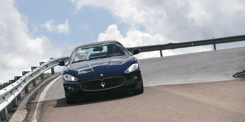 Pod lupou: Maserati GranTurismo – Poseidonova hračka pro velké cestování: - fotka 16