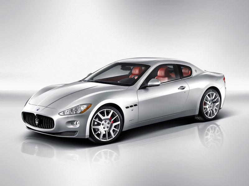 Pod lupou: Maserati GranTurismo – Poseidonova hračka pro velké cestování: - fotka 18