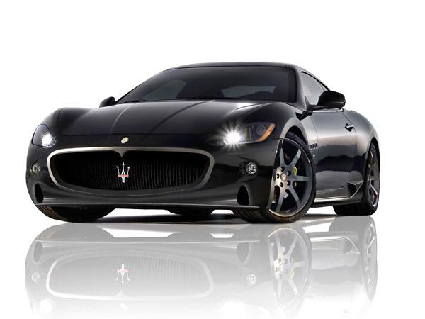 Maserati GranTurismo s drobnou kosmetikou od Elite Carbon: - fotka 1