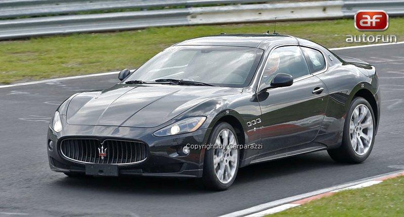 Spy Photos: Maserati GT v nové silnější verzi R?: - fotka 1