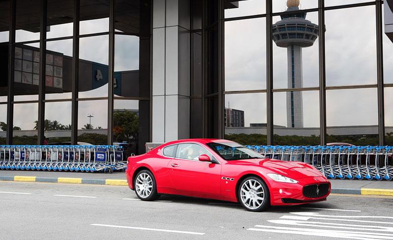 Pod lupou: Maserati GranTurismo – Poseidonova hračka pro velké cestování: - fotka 20