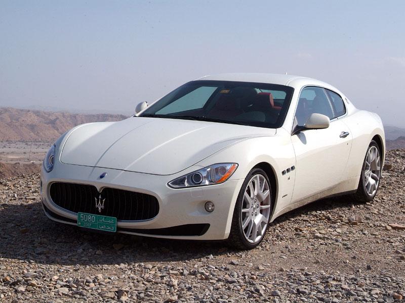 Pod lupou: Maserati GranTurismo – Poseidonova hračka pro velké cestování: - fotka 23