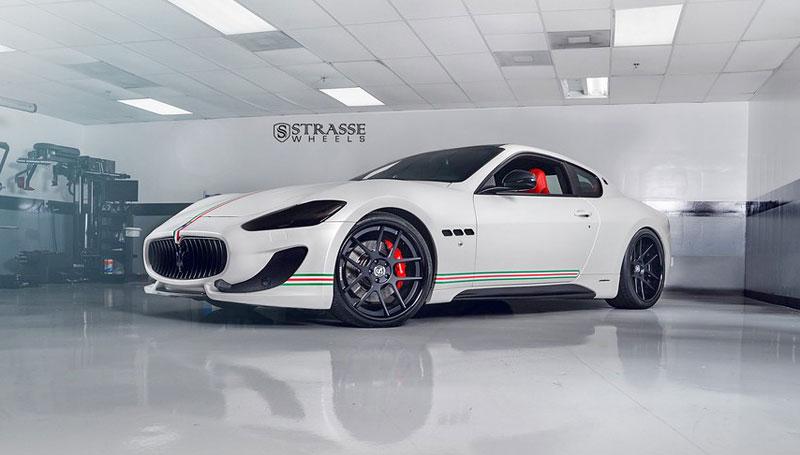 Maserati GranTurismo S od F355 Miami: Pro patrioty: - fotka 3