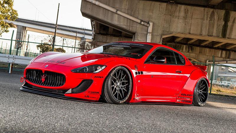Maserati GranTurismo téměř jako závodní speciál: - fotka 4