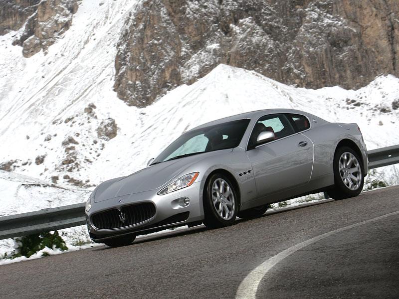 Pod lupou: Maserati GranTurismo – Poseidonova hračka pro velké cestování: - fotka 29