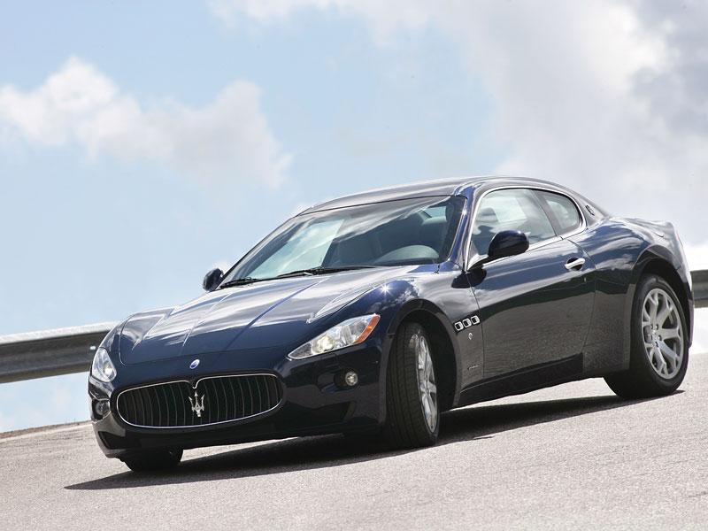 Pod lupou: Maserati GranTurismo – Poseidonova hračka pro velké cestování: - fotka 35