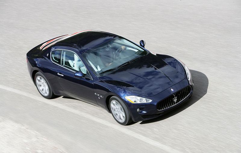 Pod lupou: Maserati GranTurismo – Poseidonova hračka pro velké cestování: - fotka 38