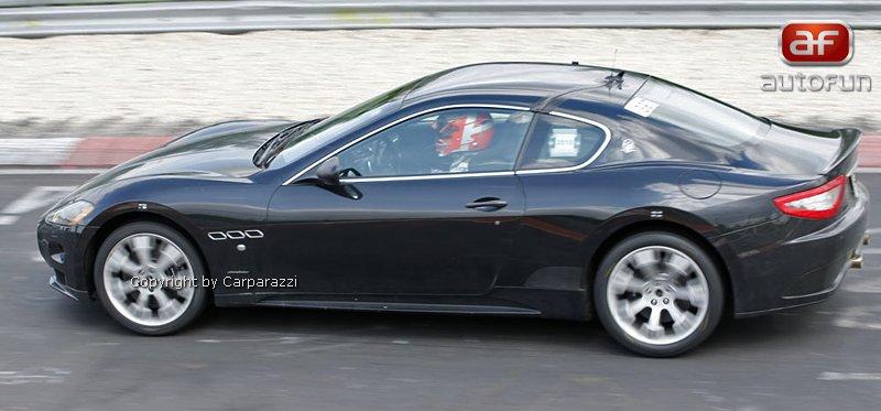 Spy Photos: Maserati GT v nové silnější verzi R?: - fotka 3